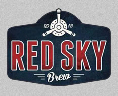 red sky craft beer