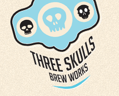 Three Skulls craft beer