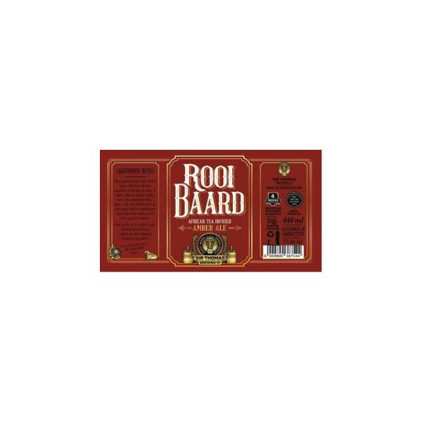 Rooibaard