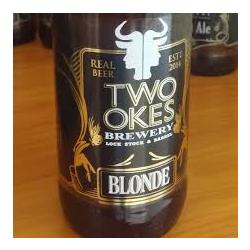 Two Okes Blonde