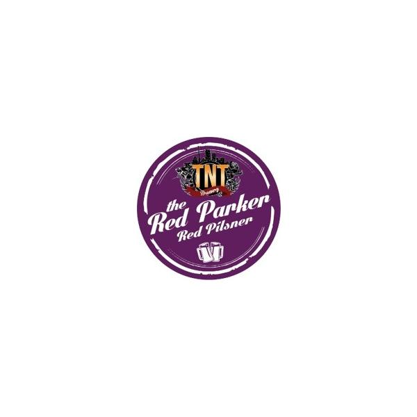tnt red parker