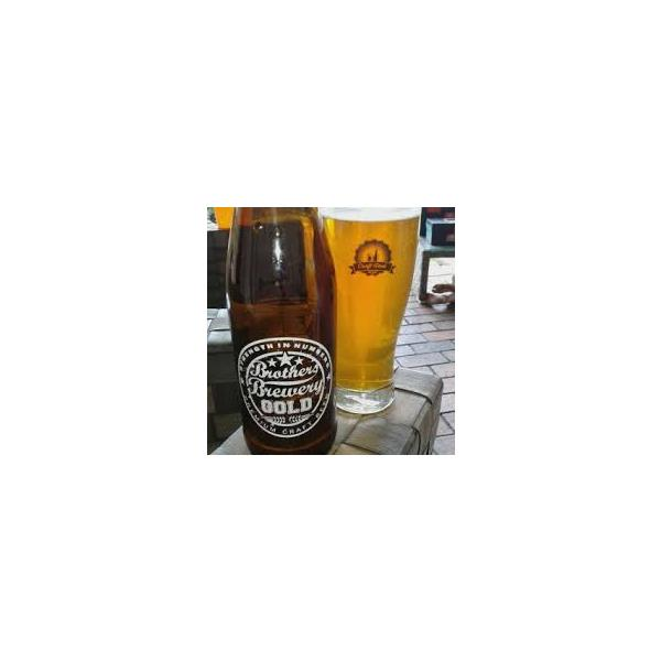 brothers golden ale